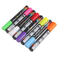led writing board - 8 Highlighter Fluorescent Liquid Chalk Marker Pen for LED Writing Board OS3