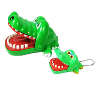 Wholesale Board games funny finger biting recreational toy crocodile children toy small