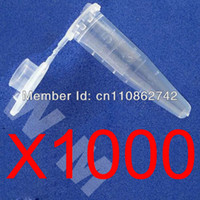 Wholesale 1000 Centrifugal Tubes Plastic Test Tube ml