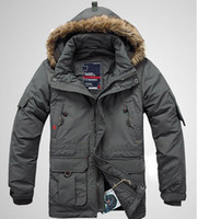 Wholesale 2013 Brand New Men s Brand winter fashion Outdoor warm waterproof down jacket down Coat Size M XXXXL
