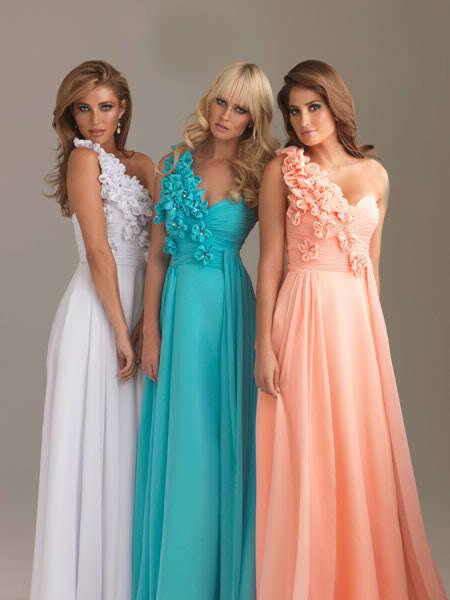 Lace Up Back New Evening/Prom Dress/Formal/Bridesmaid Dress Gown ...