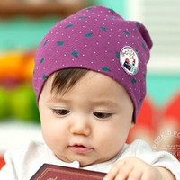 Wholesale Sleeve caps for babyBaby hedging cap children hats spring models Korean version of baby la