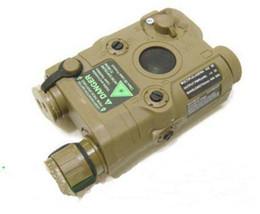 Tactical PEQ 15 Battery Case Box Darkearth DE color