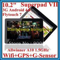 Wholesale 2013 Cheap quot G Tablet PC Flytouch android Wifi GPS G Sensor Allwinner A10 GHz Superpad