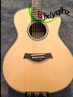 Wholesale HOT K916CE Koa Series Electric Acoustic guitar B Bang Pickups China Guitar