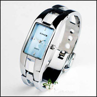 Wholesale Lady Woman Fashion Casul Wristwatches High Quality Stainless Steel Luxury Watch PC