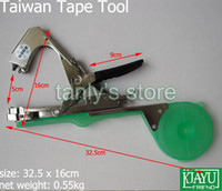 Wholesale Taiwan Garden Tool Set Tape Tool pack Nail pcsTape Grapes Tomatoes Cucumbers Peppers