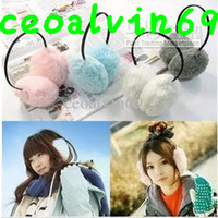 Wholesale U Pick New colorful Earmuffs Earwarmers Ear Muffs Earlap Warm Headband Winter earmuffs