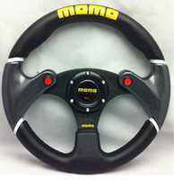 Wholesale MOMO car steering wheel inch pvc steering wheel MOMO racing modified steering wheel