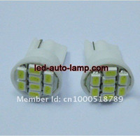 Wholesale 200 Pieces T10 SMD Indicator Light Car Interior Lamp Automobile Wedge LED Bulbs