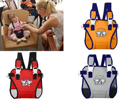 Wholesale portable baby dining seat baby feeding chair baby dinning chair foldable feedin