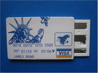 Wholesale Bargain buys with James Bond Credit Card Pick Set amp Card lock pick S037