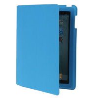 Folding Folio Case For Apple For Ipad 2/3 Discount ! Slim Magnetic Smart Cover Case Stand for Gen Tablet PC Drop shipping