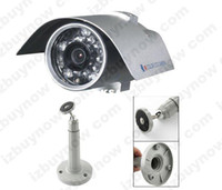 Wholesale Home security equipment systems outdoor Weather resistant Bullet Camera TVL KSA