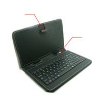 Wholesale USB keyboard PU Leather Case Stylus For quot Zenithink ZT280 C91 C92 C93 Tablet