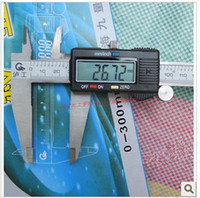 Wholesale Digital calipers precision of mm electronic digital vernier caliper pocket