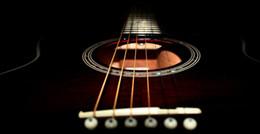 Wholesale 10 SETS EZ910 Silk Steel Acoustic Guitar String Beautifully packaged strings