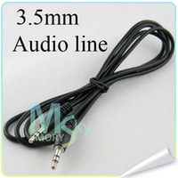 Wholesale Audio cable mm male to male cable general speaker wire