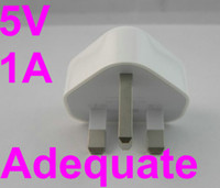 Wholesale UK Plug USB Wall Charger Full V A Travel AC Adapter for Iphone s Ipad