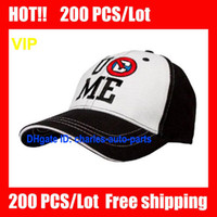 Wholesale VIP Price HOT NEW COOL White Black Baseball Cap caps hat hats and DHL