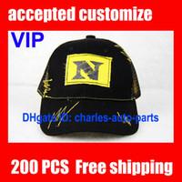 yellow baseball hat - VIP HOT Black Baseball Yellow Cap caps Baseball Yellow Baseball hat hats and DHL free shpping