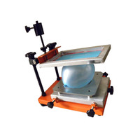 Wholesale Hot sales manual balloons screen printing machine