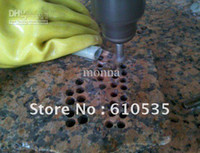 Wholesale 10pc mm Diamond Core Drill bit bits set for glass stone marble granite