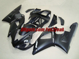Injection Fairing body kit for YAMAHA YZF R1 YZF-R1 2000 2001 YZF1000 Bodywork YZFR1 00 01 Matte black Fairings set+7gifts