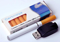 Wholesale Quit Smoking USB Rechargeable Electronic Cigarette with Refills
