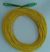 Wholesale Fiber Optic Patch cords SC APC SC APC SC SC APC Singlemode OS2 simplex mm M