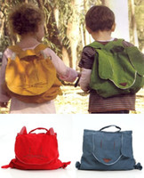 Wholesale Manuella Backpacks handbags kid school bag satchel children backpack Colors