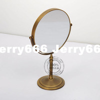 Wholesale The Motan antique magnifying glass bathroom cosmetic mirror bathroom toilet vertical Beauty mirror