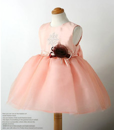 2-4 year Kids Clothing Children dress In the corsage chic princess skirt lovely Children dress