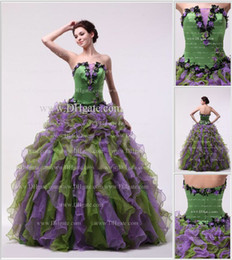 Wholesale 2013 Mix Color New Sexy Sweetheart Floor Length Beads Ball Gown Quinceanera Dresses DH4134
