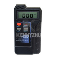 Wholesale Professional Digital Electromagnetic Radiation Detector Tester Sensor Indicator Dosimeter