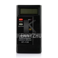 Wholesale New Didital Electromagnetic Radiation Detector EMF Meter Tester Sensor Indicator Dosimeter