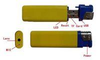 Wholesale cheapest MINI DV lighter Camera mini video camera without retail box