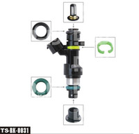 acura fuel pump - sets box KEIHIN TOP FEED MPI Fuel Injector Repair Kits For Acura Honda TS RK0031