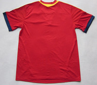 Wholesale 13 National Team Home Soccer Jerseys Tops