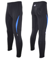 Wholesale compression running Fitness Excercise cycling Clothing wear tights zip pants jersey