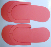 pedicure slippers - 50 pairs Disposable Slipper EVA Foam Salon Spa Slipper Disposable Pedicure thong Slippers Beauty Slippe