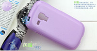 Plastic For Samsung Case Candy color tpu case for Samsung i8190