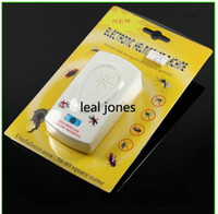 Wholesale Electronic High Coverage AC Ultrasonic pest repeller Mouse Rat Bug Insect Mosquito Repellent