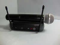 Wholesale Instock Best quality Handheld wireless microphone in retail box microphone set