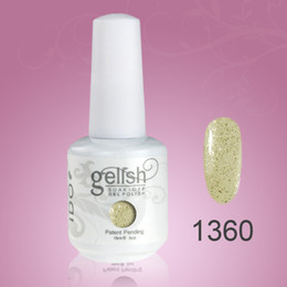 Wholesale IDO Gelish Nail Polish Soak Off UV Gel Poli color base top