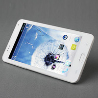 Wholesale Note Android tablet cell Phone Inch big screen MTK6577 dual Core ghz G WiFi GPS mp
