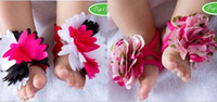 Girl baby shose - The lowest price baby shoes feet flowers baby fashion Foot flower take baby shose
