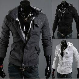 Корейская версия весны 2013 новых мужчин моды случайных Slim персонализированные мужские пальто свитер