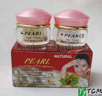 Wholesale Hot selling Pearl whitening amp anti aging anti wrinkle face cream