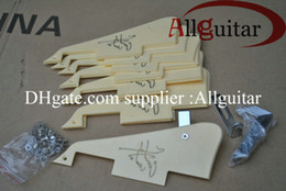 Wholesale Factory direct sales Jimmy Page signature electric guitar pickguard